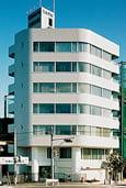 1989年に建設した東京支店